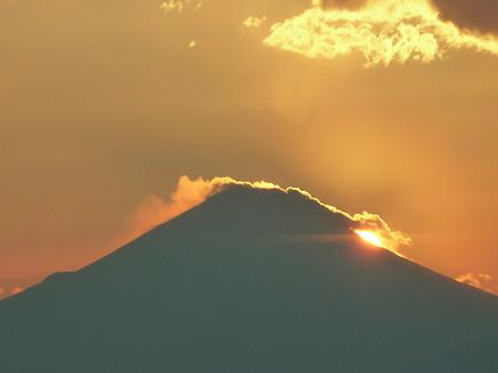 100310-富士山と夕陽 (79)