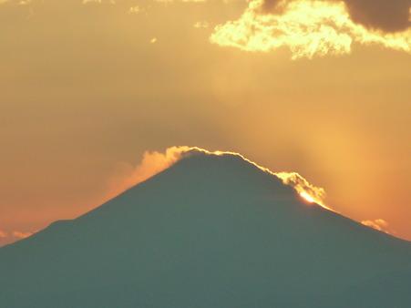 100310-富士山と夕陽 (81)
