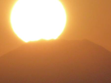100311-富士山と夕陽 (25)
