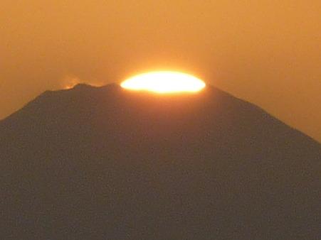 100311-富士山と夕陽 (40)