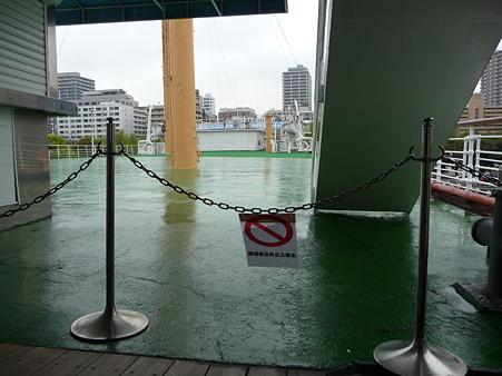 100428-氷川丸 甲板面・艦橋 (13)