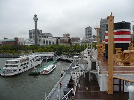 100428-氷川丸 甲板面・艦橋 (38)