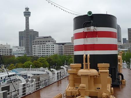 100428-氷川丸 甲板面・艦橋 (40)
