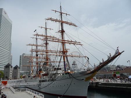 100429-日本丸 総帆展帆-39