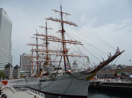 100429-日本丸 総帆展帆-40