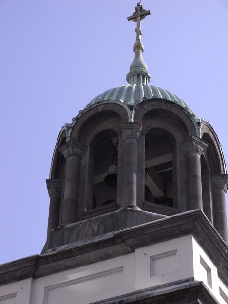ニコライ堂尖塔