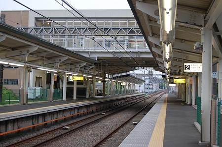 55_五月台駅ホーム