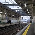 Photos: 河内森駅ホーム