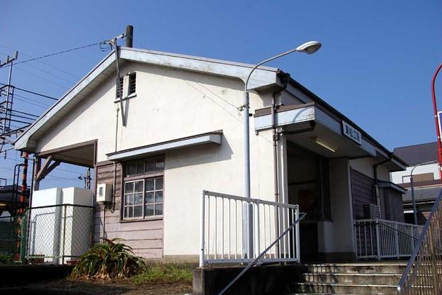 南海・加太線、東松江駅