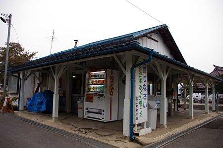 JR東日本・飯山線、上今井駅