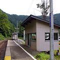 JR東日本・岩泉線、岩手大川駅