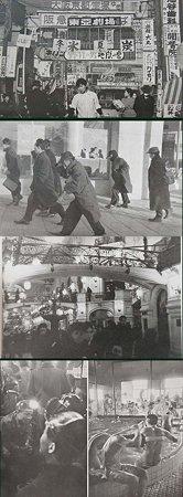 昔の風景,昭和レトロ,昔のカメラ広告,古写真,二眼レフ,戦後,ニコン,リコー,木村伊兵衛,秋山庄太郎,
