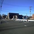Photos: 日野バイパス延伸部・豊田駅入口 交差点
