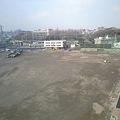 写真: 東京工業大学 大岡山団地 グランド (2010-02-19)