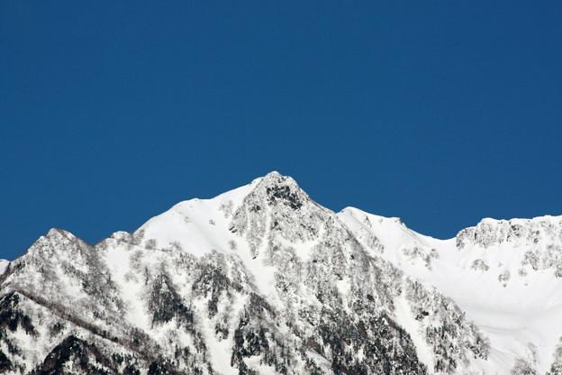中央アルプス 南駒ヶ岳~IMG_2739_2