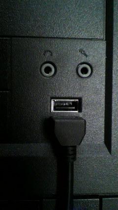 写真: PCのインターフェースがむかつく。ハァ?って顔してる