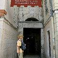 ディオクレティアヌス宮殿に通じる「銅の門」