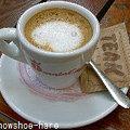 TEAKカフェのコーヒー