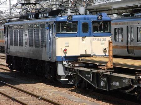 EF64-39+チキ(八王子駅)2