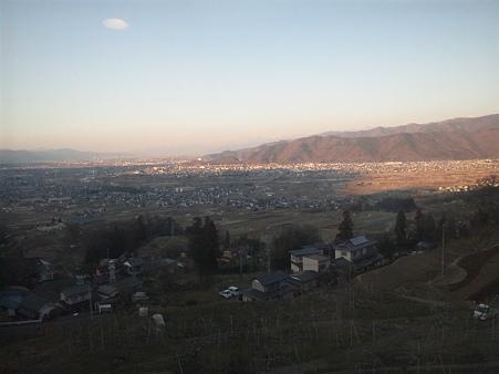 長野県塩尻市に出張