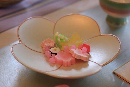 2012.03.03 山手西洋館 ブラフ18番館 雛菓子
