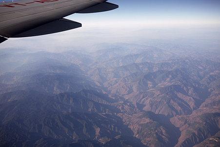2010.01.30 中国上空