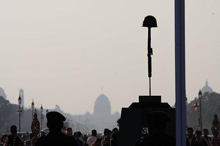 2010.02.04 デリー インド門