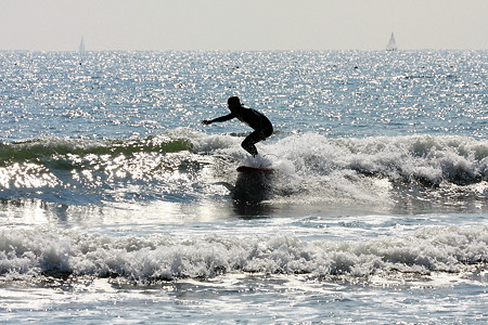 2010.03.19 七里ヶ浜 サーフィン-1