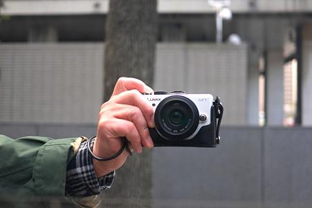 2011.03.06 丸の内仲通り 散歩カメラGF1