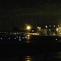 札幌丘珠空港ープロペラ機の夜間ランデング@