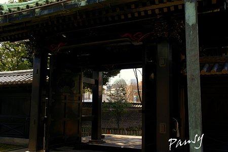 入徳門(ニュウトクモン)・・御茶ノ水・神田さんぽ~18