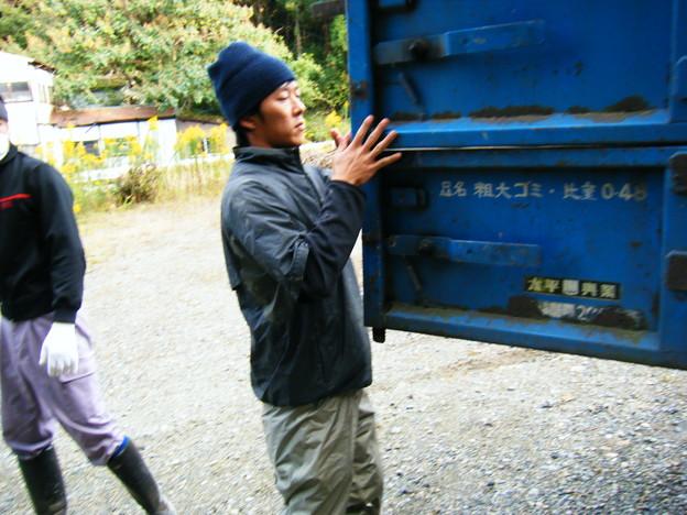 Photos: ハサがけ'09 (23)