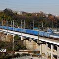 Photos: 3461レ EF651092+ワム+コキ   12/18-124