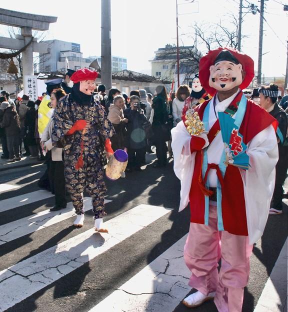 ほら恵比寿大黒さんよ・撮っちやいましょ-D8-20100109-030