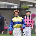 Photos: 石橋さん&小坂くん