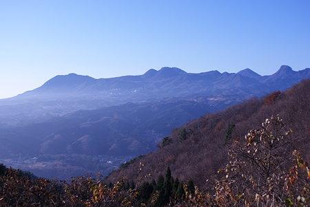 上州の山並み