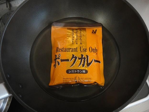 ポークカレー(レストラン用:ニチレイ)