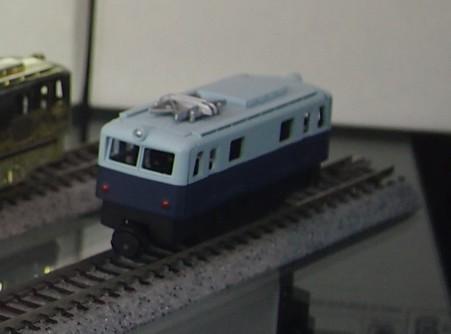 BトレEB10-blue