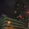 写真: ランドマークタワー(2010.10.17)