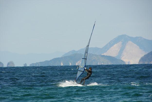 ウィンドサーフィン(1)
