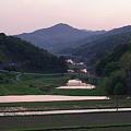 Photos: 棚田の彼方
