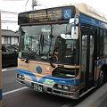 横浜市営8-3982号車(日野公園墓地入口)