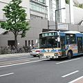 横浜市営9-3656号車
