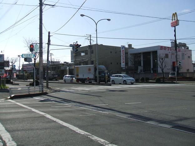 白虎通り - 滝沢町 - 4