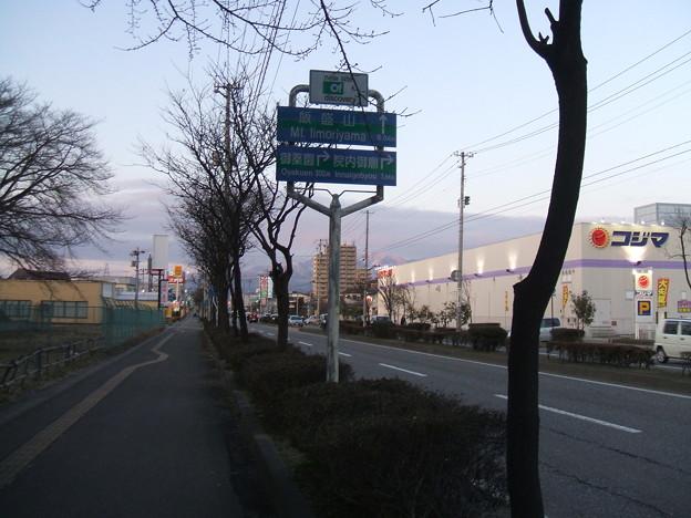 小田橋通り - 花春町