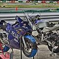 写真: レース前 02