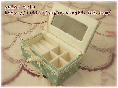 おしゃれかわいいジュエリーボックスのDIY作品集(手作り ブログ アンティーク 1\u2026