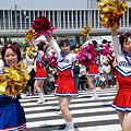 フラワーフェスティバル(広商チアガール9)
