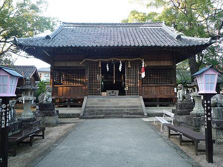 嬉野温泉~豊玉姫神社(2)