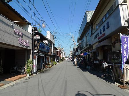 昭和の町の商店街(1)